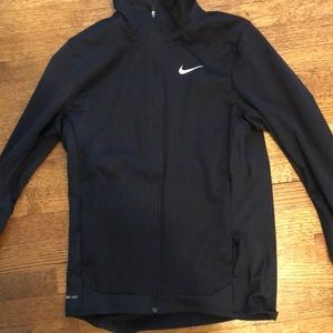 Black nike running jack perfect condition